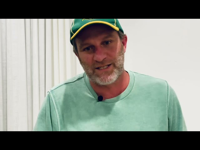 Message from the Prez -Grand Final Special from Deeds Brewery
