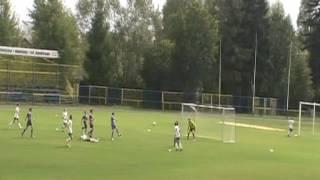 preview picture of video 'Mecz młodzików starszych OSiR Biłgoraj - BKS Lublin'