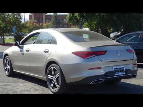 New 2020 Mercedes-Benz CLA San Francisco San Jose, CA #20-0639