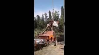 Скоро будет открыт Новый Артезан в селе Нухlбикl, Закатальском Регионе / 09-08-2016 год ***