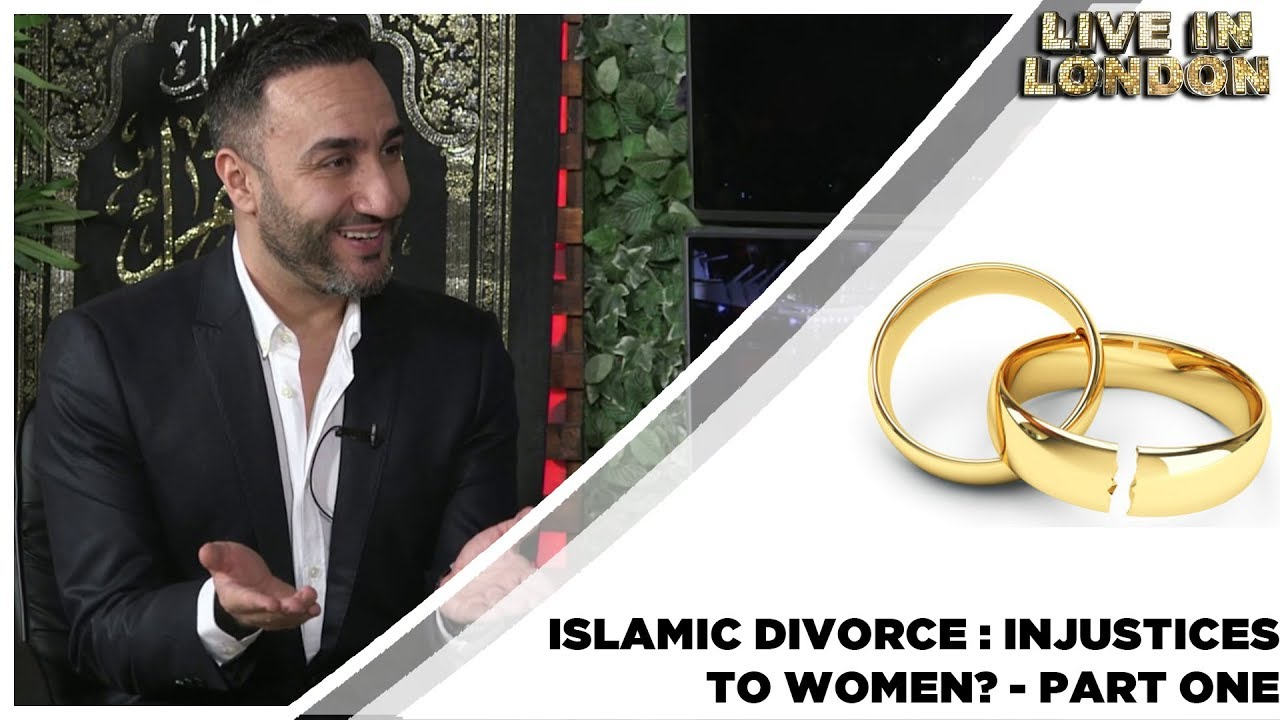 Islamic Divorce : Injustices to Women? – Part one
