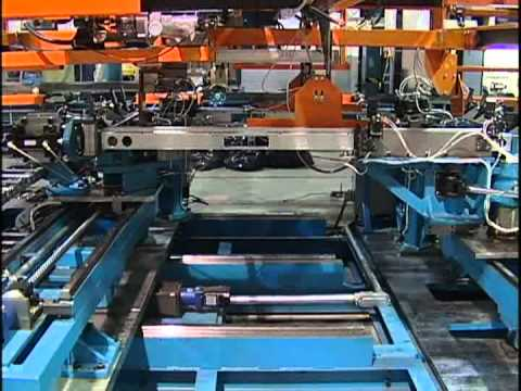 Samco Machinery Light Commercial Base Rail Line