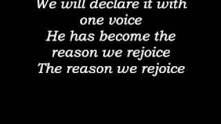 Glory and Honor - audiovisual with lyrics