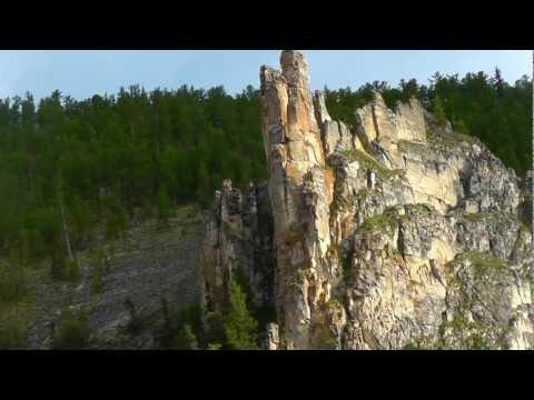 Якутия 2012. Часть 3. Река Лена