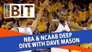 NBA & NCAAB Futures Deep Dive With Dave Mason | Sports BIT | Basketball Picks | Kholo.pk