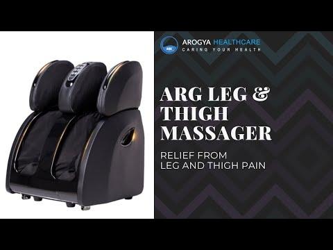 I Rest C-30 Leg & Thigh Massager