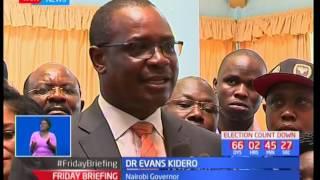 Nairobi gubernatorial aspirants challenge Mike Sonko and Evans Kidero for top seat