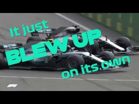 Best Of Team Radio | 2018 Azerbaijan Grand Prix
