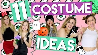 11 Last Minute Halloween Costumes For Teens! 2016 Halloween Costume Ideas!