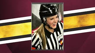 [CHI] Interview with referee Samantha Hiller