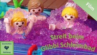 GLIBBI SCHLEIM IM POOL MIT STREIT Playmobil Film Deutsch ♡ Playmobil Geschichten Mit Familie Miller