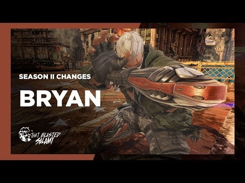 Download Tekken 7 Season 2 Update Patch Bryan Fury Changes Video 3GP