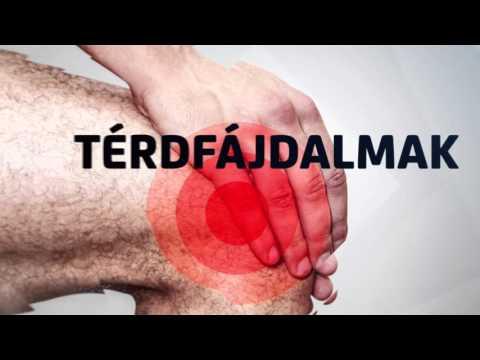 Térd ligamentás betegség kezelése