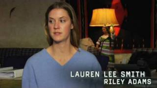 Lauren Lee Smith - CSI : Deadly Intent BTS Interview