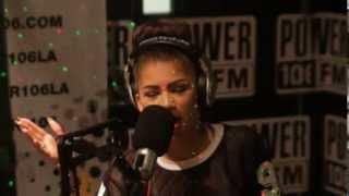 Zendaya Coleman, Интервью Зендаи на радио Power 106