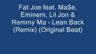 Fat Joe   Lean Back Remix Original Beat   YouTube