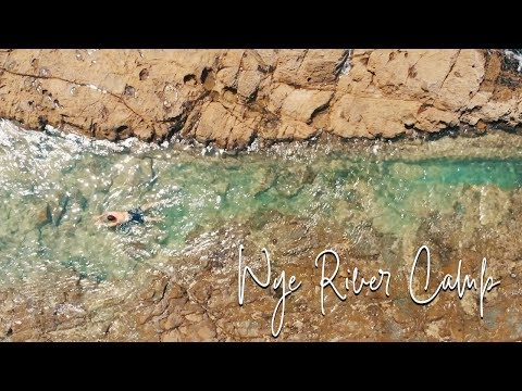Beautiful day at Wye River with drone shots