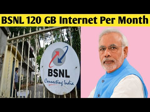 Latest Telecom news | BSNL gives 120 GB Internet in this plan