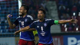 Johor Darul Ta'zim Vs JSW Begaluru FC: AFC Cup 2016 (Group Stage)