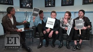 5 Seconds Of Summer Play 'Never Have I Ever'
