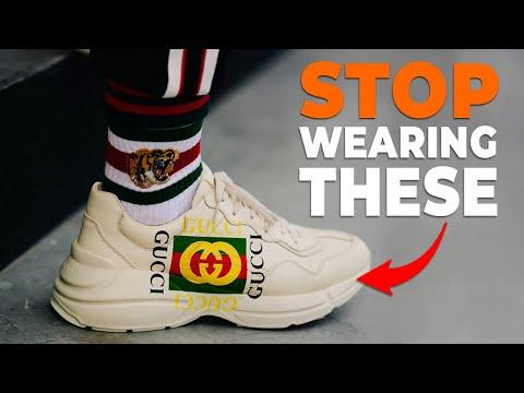 6 Shoes Men Should NEVER Wear | Don't Wear These! Alex Costa