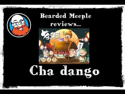 Bearded Meeple reviews Cha dango