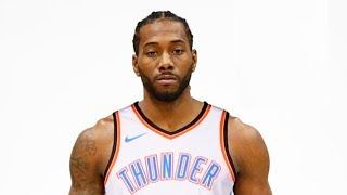 If Kawhi Leonard Joined The Thunder Playing With Russell Westbrook!