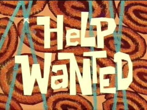 SpongeBob Squarepants Season 1 Episode 1 (Help Wanted) Review
