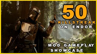 The Mandalorian Mod Galactic Assault Gameplay Showcase