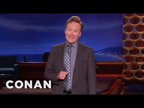 CONAN Monologue 07/11/17  - CONAN on TBS