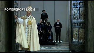 Paus: opdat wijzelf instrumenten van barmhartigheid worden