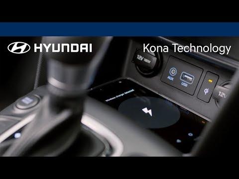 Technology | 2018 Kona | Hyundai