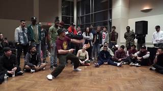 Future vs. NSidDS | George Poppington 2 | Popping Finals
