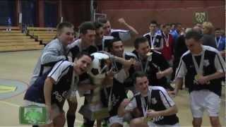 preview picture of video 'AZS tv - Finał AMP w Futsalu 2013 Leszno - Rydzyna'