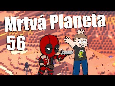 Deadpool oblek - Mrtvá Planeta /w McCitron - Nakashi