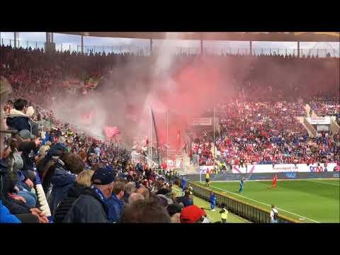 M´Gladbach Fans klauen Kölner