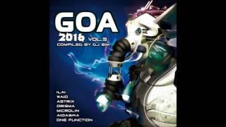 Astrix - Sapana (Album Version) [Goa 2016 Vol. 3]