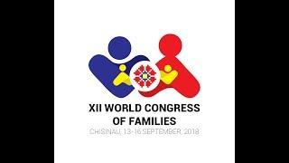 12ème Congrès mondial des familles à Chisinau