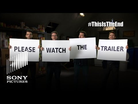 THIS IS THE END - Official Green Band Trailer - In Theaters 6/12