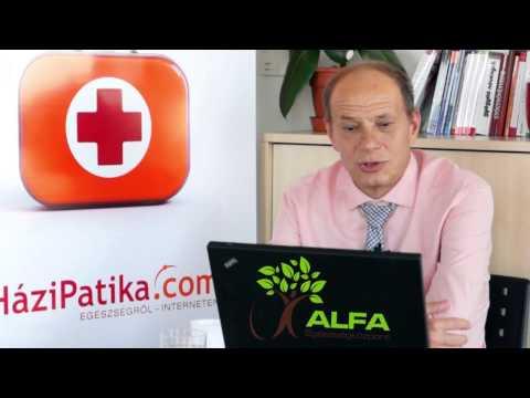 Lézeres párologtatás prosztata adenoma
