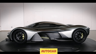 Aston Martin AM-RB 001 Uncovered | Aston and Red Bull's hypercar revealed | Autocar by Autocar