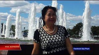 Cụ Bà ở Hà Nội Viết Thư Cho Tổng Thống Trump Lên án Tội ác CNXH (VOA)