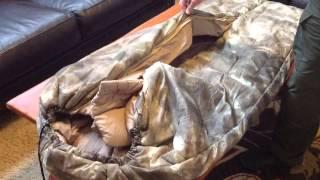 Survival Skills 101: Snugpak Special Forces 2 Sleeping Bag.
