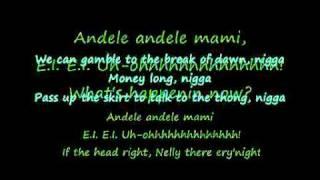 Nelly - E.I. - Lyrics