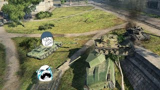 World of Tanks Epic Wins and Fails Ep115