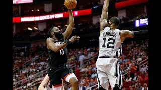 James Harden Scores Career-High 27 Points In First Quarter, Goes OFF In First Half