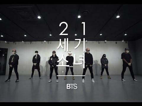BTS방탄소년단 - 21세기 소녀(21st Century Girls) Dance Cover.