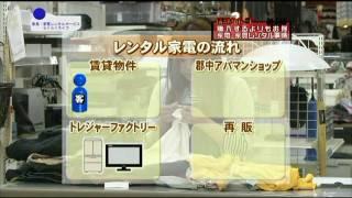 家具・家電レンタルサービスらくらくライフ