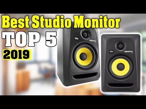 TOP 5: Best Studio Monitor 2019