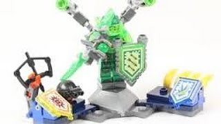 Lego Nexo Green Knights - Lego Build Review